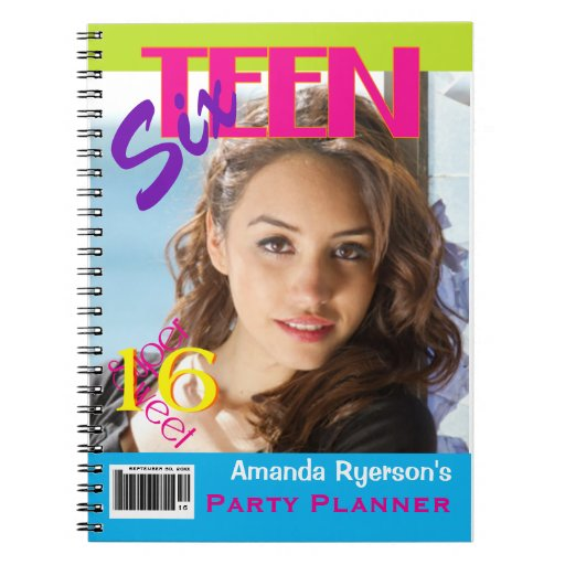 sweet 16 party planner pdf