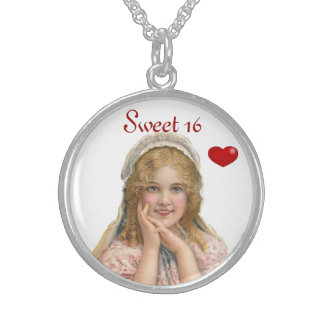 Sweet 16 Pendant