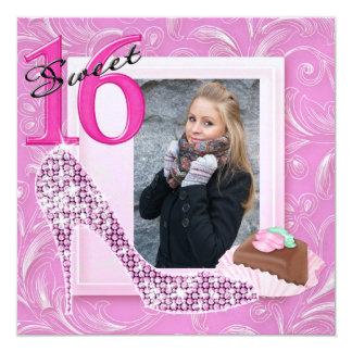 Sweet 16 Photo Invite - SRF