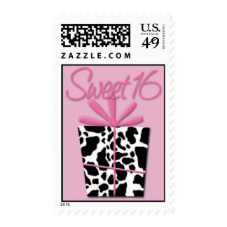 Sweet 16 • Pink Cow Postage