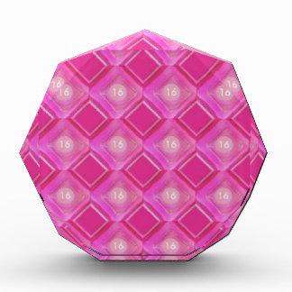 Sweet 16, Pink Diamonds Number Award