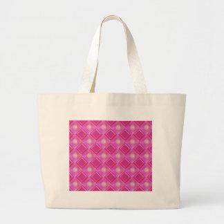 Sweet 16, Pink Diamonds Number Large Tote Bag