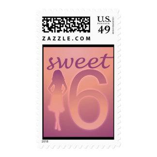 Sweet 16 Postage