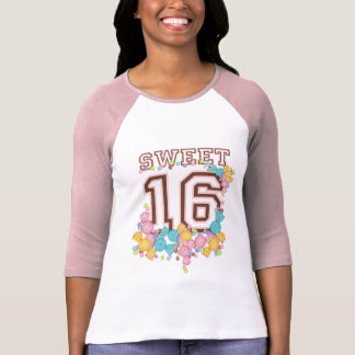 Sweet 16 Sixteen Candy Collection Team Sport Tees