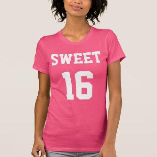 Sweet 16 Sixteenth Birthday Shirts