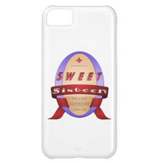 Sweet 16 This Is What Awesome Looks Like iPhone 5C Covers