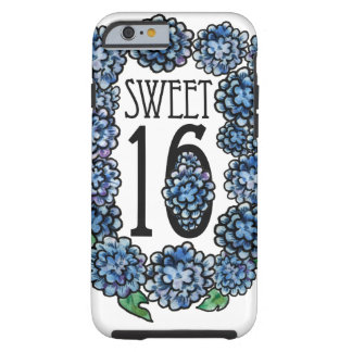 Sweet 16 tough iPhone 6 case