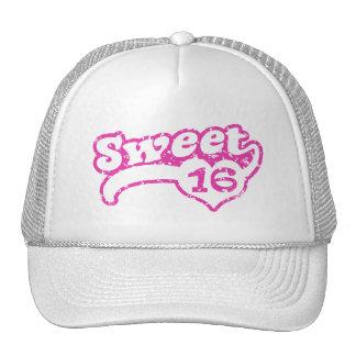 Sweet 16 trucker hat