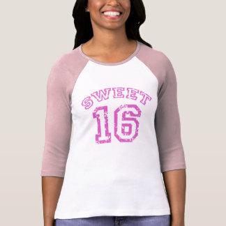 Sweet 16 t-shirts