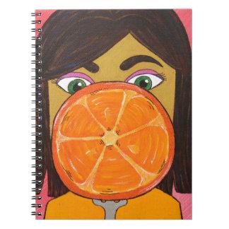 Sweet(2) Spiral Notebook