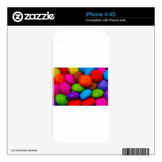 Sweet Abstract image Skin For The iPhone 4