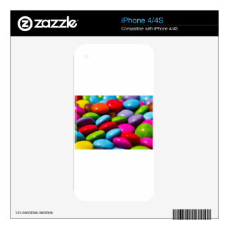 Sweet abstract iPhone 4 decals