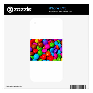 Sweet abstract skin for iPhone 4S