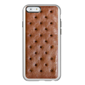 Sweet and Funny Ice Cream Sandwich Incipio Feather® Shine iPhone 6 Case