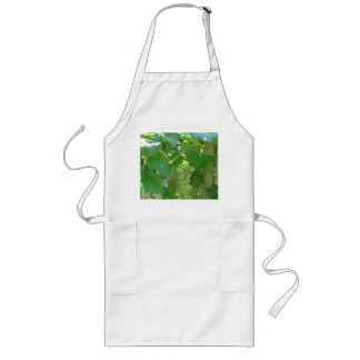Sweet and Juicy White Seedless Grapes Long Apron