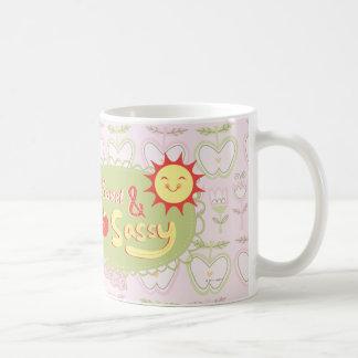 Sweet and Sassy Coffee Mug