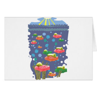 Sweet and Silly Fish Card