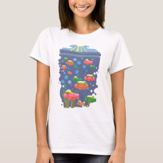 Sweet and Silly Fish T-Shirt