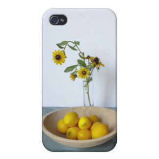 Sweet and Sour Still Life iPhone 4/4S Cases