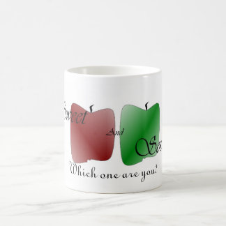 Sweet and Sour Which one Coffee Mug
