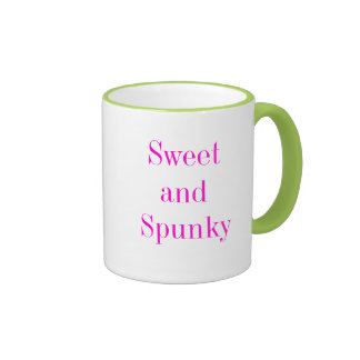Sweet And Spunky mug