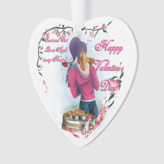 Sweet and Tart to Heart Ornament