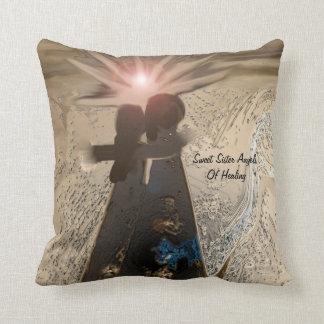 Sweet Angel Sisters...Of Healing Pillow