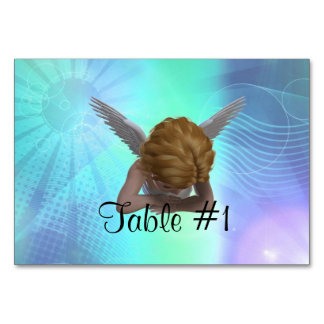 Sweet Angels Table Card