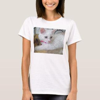 Sweet Angora kitten T-Shirt