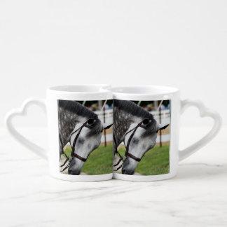 Sweet Appaloosa Horse Coffee Mug Set