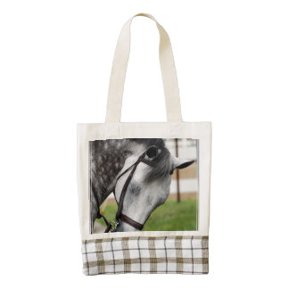 Sweet Appaloosa Horse Zazzle HEART Tote Bag