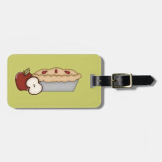 Sweet Apple Pie Bag Tags