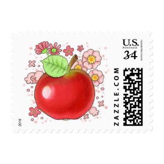 Sweet Apple stamp (small)