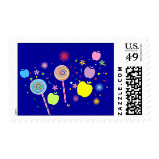 Sweet Apples A3 Postage