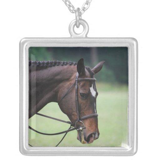 Sweet Arab Horse Necklace
