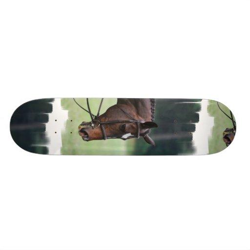 Sweet Arab Horse Skateboard