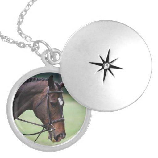 Sweet Arabian Horse Locket