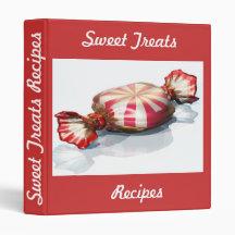 sweet as candy 3 ring binders