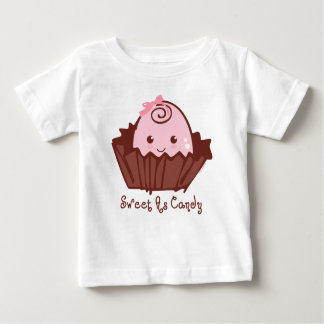 Sweet As Candy Baby Baby T-Shirt