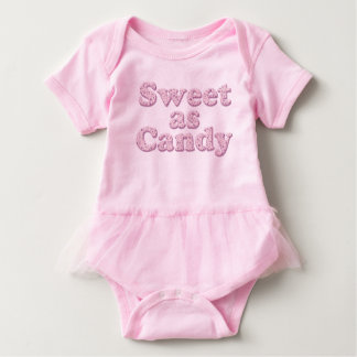 Sweet as Candy Baby Bodysuit