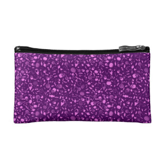 Sweet as candy cosmetic bag