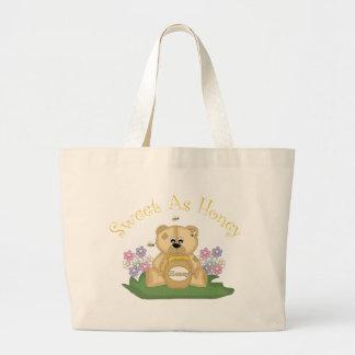 Sweet As Honey 2 Jumbo Tote Bag