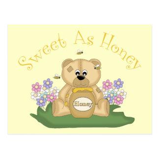 Sweet As Honey 2 Postcard