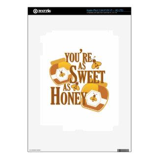 Sweet As Honey iPad 3 Decals