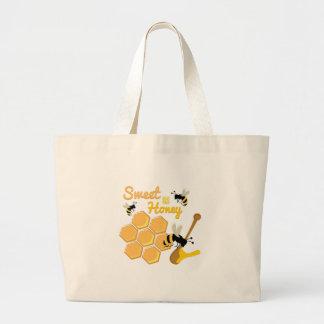 Sweet As Honey Jumbo Tote Bag