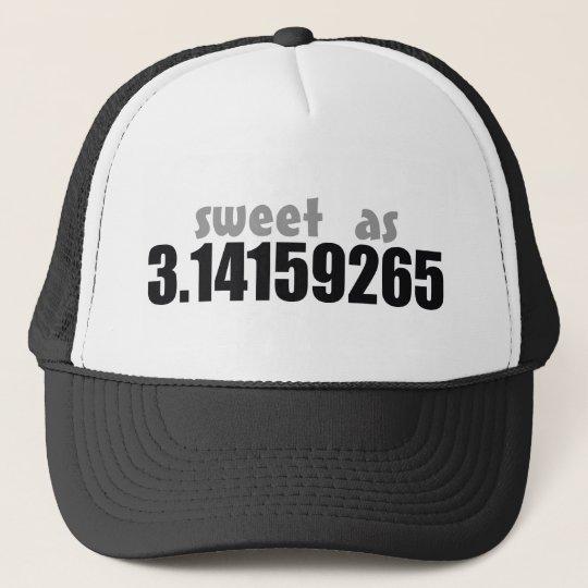 Sweet as Pi Trucker Hat