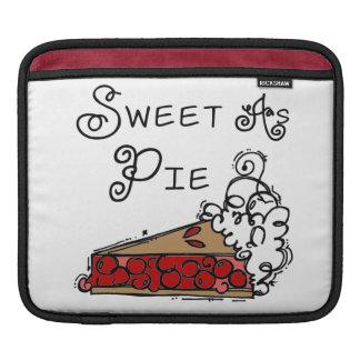 Sweet as Pie iPad Sleeves