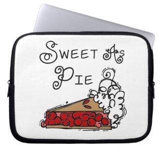 Sweet as Pie Laptop Sleeve