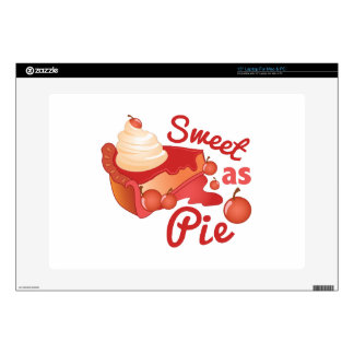 Sweet As Pie Skins For Laptops