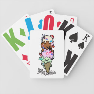 Sweet Atlanta Bicycle Playing Cards
